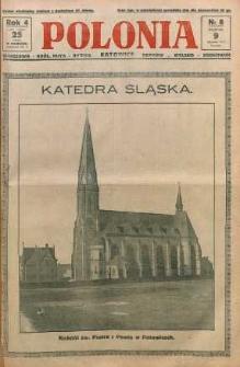 Polonia, 1927, R. 4, nr 8