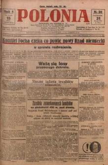 Polonia, 1927, R. 4, nr 30