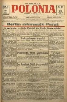 Polonia, 1926, R. 3, nr 51