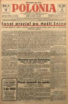 Polonia, 1926, R. 3, nr 120