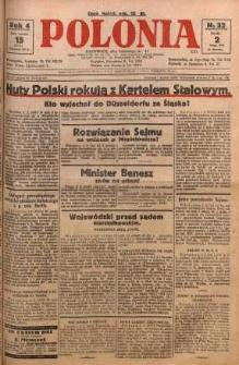 Polonia, 1927, R. 4, nr 32