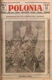 Polonia, 1927, R. 4, nr 50