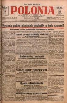 Polonia, 1927, R. 4, nr 53