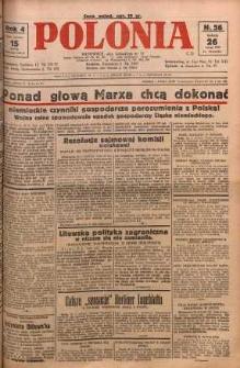 Polonia, 1927, R. 4, nr 56