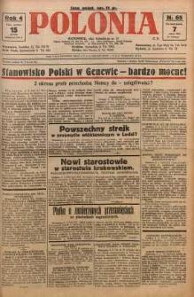 Polonia, 1927, R. 4, nr 65