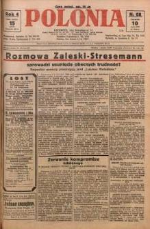 Polonia, 1927, R. 4, nr 68