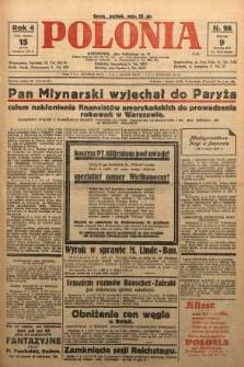 Polonia, 1927, R. 4, nr 98