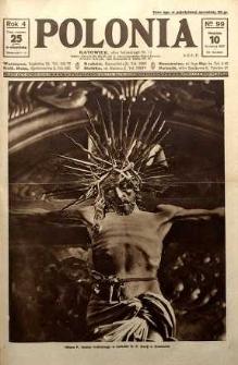Polonia, 1927, R. 4, nr 99