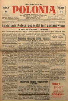 Polonia, 1927, R. 4, nr 108