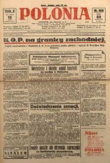 Polonia, 1927, R. 4, nr 109