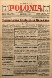 Polonia, 1927, R. 4, nr 130