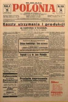 Polonia, 1927, R. 4, nr 135