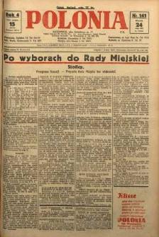 Polonia, 1927, R. 4, nr 141