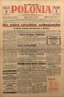 Polonia, 1927, R. 4, nr 152