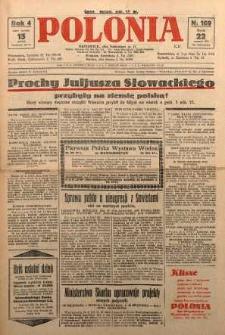 Polonia, 1927, R. 4, nr 169