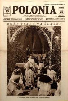 Polonia, 1927, R. 4, nr 173