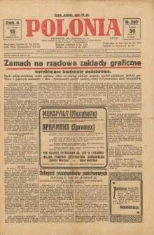 Polonia, 1927, R. 4, nr 207