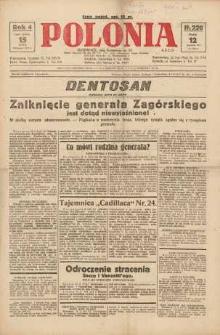 Polonia, 1927, R. 4, nr 220