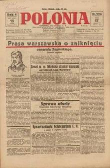 Polonia, 1927, R. 4, nr 224
