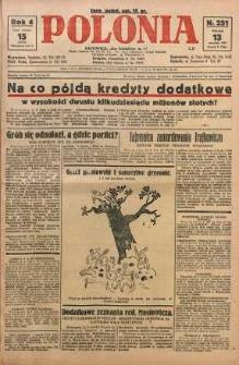 Polonia, 1927, R. 4, nr 251
