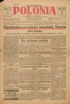 Polonia, 1927, R. 4, nr 271