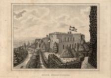 Ruiny zamku Grodziec koło Złotoryi