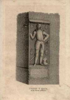 Płyta nagrobna Ernesta von Taur