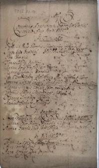Connotatio Apostatarum Parochiae Tierlicensis Anno Domini 1717mo