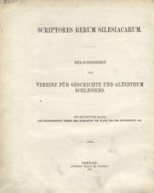 Scriptores rerum silesiacarum. Bd. 16, Akten des Kriegsgerichts von 1763 Wegen der Eroberung von Glatz 1760 und Schweidnitz 1761