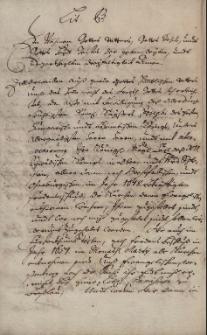 Odpisy korespondencji dotyczącej organizowania się protestantów we wsiach księstwa cieszyńskiego po podpisaniu Konwencji w Altrandstädt w 1707 r.