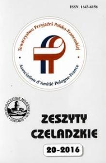 Zeszyty Czeladzkie. Z. 20