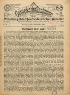 Gewerkschaftsstimme, 1934, Jg.14, Nr. 12