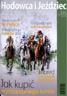 Hodowca i Jeździec, 2011, R. 9, nr 2 (29)
