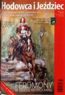 Hodowca i Jeździec, 2013, R. 11, nr 4 (39)