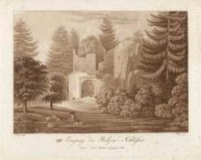 Eingang des Bolzen-Schlosses