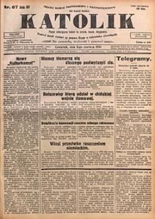 Katolik, 1930, R. 63, nr67