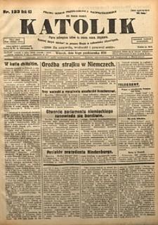 Katolik, 1930, R. 63, nr123