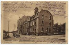 Zabrze, O./S. Rathaus Hindenburg OS