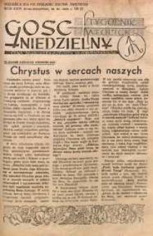Gość Niedzielny, 1953, R. 26, nr 37