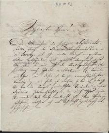 Akta dotyczące likwidacji spadku po zmarłym 17.03.1821 r. w Żywcu lekarzu powiatowym [Bezirkarzt] dr. Leopoldzie Bochenku (pochodzącym z Cieszyna)