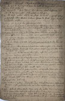 Brudnopisy i notatki Leopolda Jana Szersznika na różne tematy