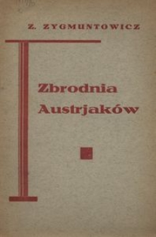 Zbrodnia Austrijaków