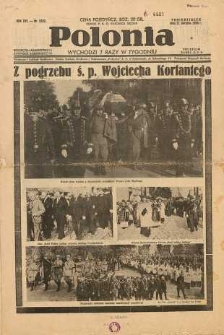 Polonia, 1939, R. 16, nr 5332