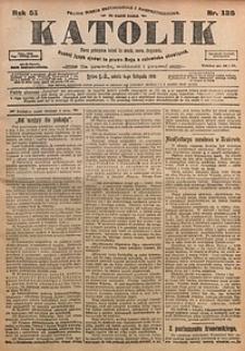 Katolik, 1918, R. 51, nr135