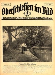 Oberschlesien im Bild, 1929, nr 18