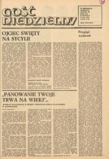 Gość Niedzielny, 1982, R. 59, nr38