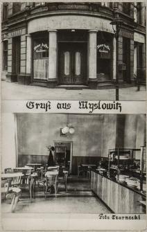 """""""Gruss aus Myslowitz"""""""