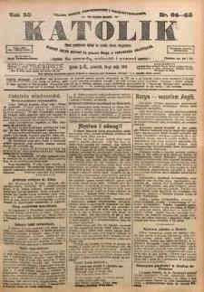 Katolik, 1917, R. 50, nr64/65
