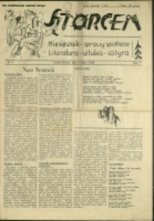 Sztorcem, 1938, Nry 1-3