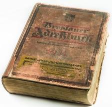 Breslauer Adreßbuch 1931